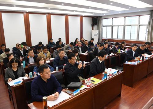"""临沂市政府法制办""""规范执法行为优化营商环境""""培训班   在我校顺利开班"""