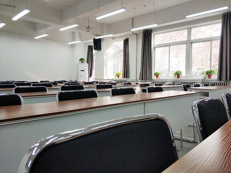 西北政法大学教室环境六