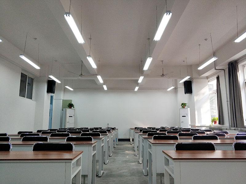 西北政法大学教室环境七